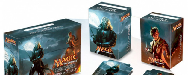 MAGIC THE GATHERING – UNBOXING
