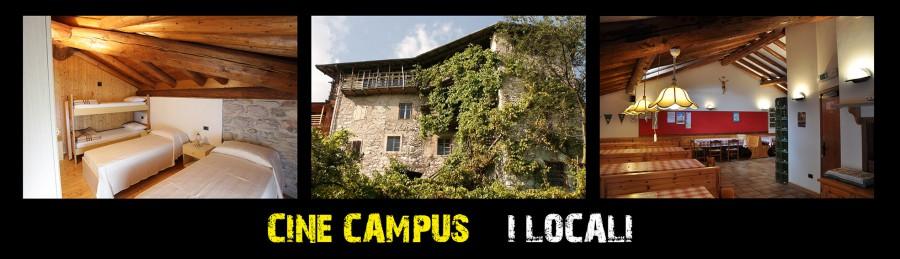 Cine Campus - I locali