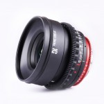 Zeiss PRIME CIRCLE XM – 25mm – f. 2.0