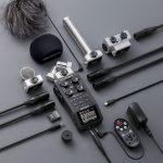 Zoom H6 (registratore audio 4 canali XLR)