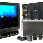 Ikan Monitor 7'' HDMI e SDI portatile