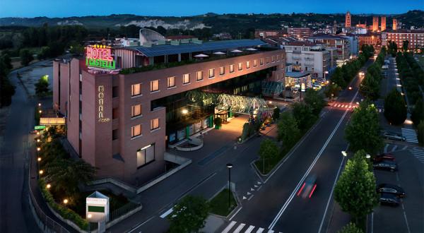 Animazione logo | Hotel I Castelli – 4 stelle