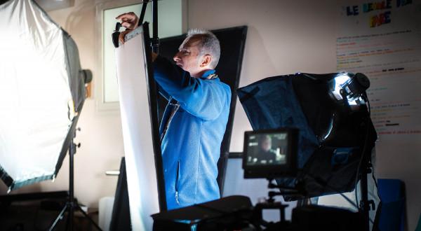 Roberto Cimatti – La luce nel Cinema