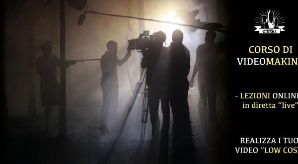 Corso ONLINE – Corso VideoMaking